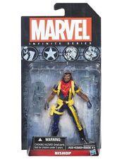 """Hasbro Marvel Infinite Series Avengers 3.75"""" Action Figure #X-men Bishop New!!"""