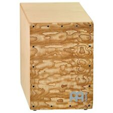 Meinl Percussion JC50NTTA Birch Wood Compact Jam Cajon with Snares Tamo Ash sale