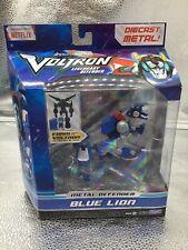 Voltron Legendary Defender Die-Cast Action Figure - Blue Lion