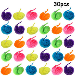 30Pcs Vivid Wiggly Twisty Worm Magic Worm for Kids Carnival Party Favors Toys
