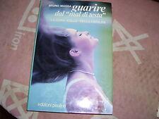 LIBRO GUARIRE DAL MAL DI TESTA BRUNO MASSA EDIZIONE PAOLINE 1989