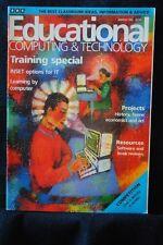 BBC EDUCATIONAL COMPUTING & TECHNOLOGY - Mar 1992 vol 13 #3