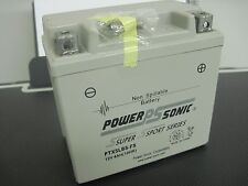 BATTERY CANNONDALE 440CC,XC400,2000-2001 POWER-SONIC PTX5LBS-FS