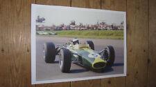 Jim Clark Lotus F1 Legend Great New POSTER