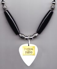 Funeral For a Friend Tales Don't Tell Themselves Album Guitar Pick Necklace #2