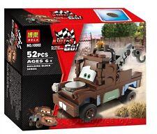 Enlighten Building Blocks Cars Plastic Bricks Kids Children Blocks Toys Mater