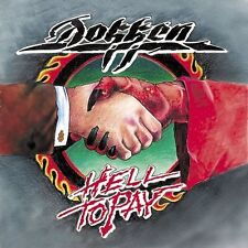 Hell to Pay by Dokken (CD, Jul-2004, Sanctuary (USA))