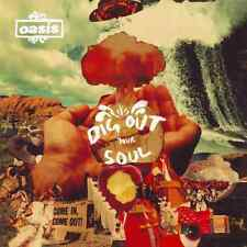 CD TOUT NEUF new & sealed Oasis Dig out your Soul NEW NEW 11 tracks