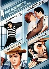 4 Film Favorites Elvis Presley Classi 0883929037339 DVD Region 1