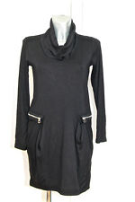 jolie robe noire col ample COP COPINE  modèle poupée taille 36 ÉTAT NEUF
