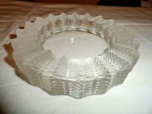 Vintage French St Rapha\u00ebl Ashtray Amber Glass Round Shaped Advertising Made In France Trinket Dish Bar Bistro Brasserie ap\u00e9ritif Smoker Gift
