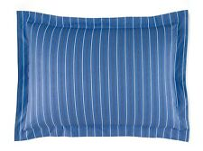 Nip $115 Ralph Lauren Off Sunset Collection Standard Pillow Sham Case Blue/White
