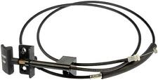 97-01 Jeep Cherokee Hood Release Cable - NEW