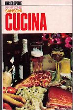 Enciclopedie Pratiche Sansoni ed.1966 - CUCINA - Libro Nuovo in offerta!
