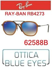 Occhiali da Sole RAYBAN RB 4273 62588B vintage double bridge sunglasses RAY BAN