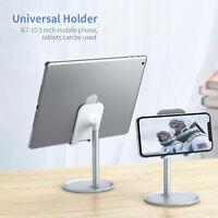 Supporto Universale Cellulare Pad Alluminio Desktop Titolare 5-45° Porta Tablet