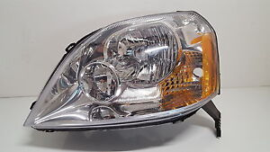 New Factory OEM Headlight Fits Ford 500 Five Hundred Left Side Driver Side