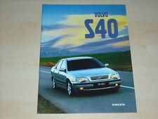 45800) Volvo S 40 Prospekt 1998