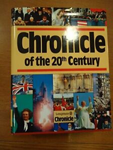 Chronicle of the 20th Century Book The Cheap Fast Free Post