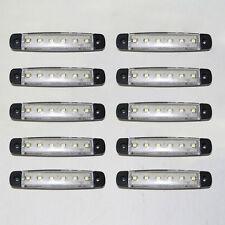 10X 12V LED Trasparente Luci Di Posizione Laterali Lampadina Per Fiat Ducato