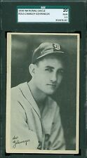 1936 National Chicle R313 Card - Charley Gehringer - Detroit Tigers - SGC 20