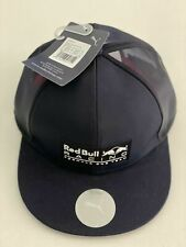 Puma Red Bull Racing RBR Trucker Cap New 022659 01