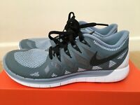 ⭐ Nike Free 5.0 size 7.5 8 Odd Grey Mens One Running Free Gym Trainer Sneaker
