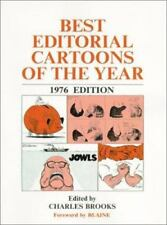 Best Editorial Cartoons of the Year : 1976 Edition (1976, Hardcover)