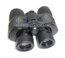 Binocolo lente zoom 10x50 cannocchiale ottico alta risoluzione 10x50LE + borsa