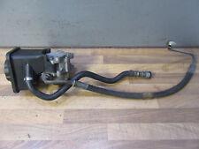 SERVOPUMPE Original + BMW 3er E46 320d M47 + Lenk Hilfe Pumpe Leitungen 1095155