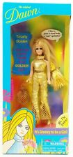 The Original Dawn Totally Golden Doll  NRFB