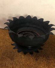 recycled tire art planter repurposed large plant holder small garden window box