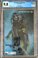 Dark Nights Death Metal #3 Ricardo Federici Variant Cover CGC 9.8 DC Comics