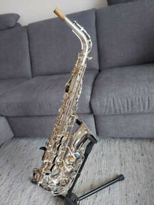 Yamaha Alt-Saxophon YAS 275, silber