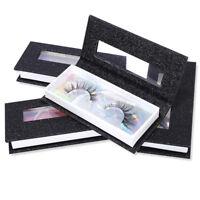 Empty False Eyelash Care Storage Case Box Container Holder Compartment Tool Kit