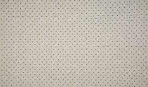 Baumwolle Jersey Stoff, Quality Textiles, Melange Metallic Print, Punkte