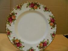 """Royal Albert Old Country Roses 10 1/4"""" Dinner Plate Made In England Vintage (D)"""