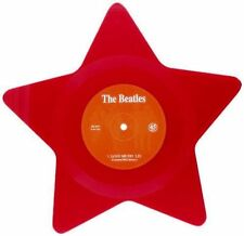 "THE BEATLES ""LOVE ME DO""  7'   red star shaped unplayed"