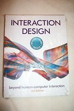 Interaction Design : Beyond Human-Computer Interaction by Yvonne Rogers, Jenny P
