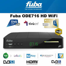 Tivusat Fuba ODE716WiFi HD Decoder with Tivusat HD SmartCard*