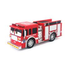Disney Pixar Cars 3 No.017 Fire Truck Tiny LugsWorth Diecast Toy Boy Gift