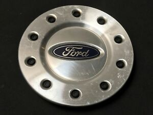 Ford Five Hundred Freestyle OEM Wheel Center Cap Machined Finish 5G13-1A096-BB *