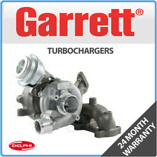 SKODA 1.9 - GARRETT REMAN TURBOCOMPRESSORE - 713672-0006