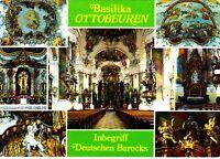 Basilika Ottobeuren  ,Ansichtskarte