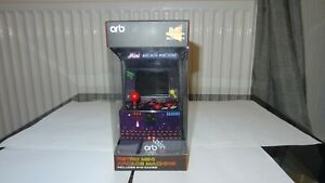 orb retromini arcade game 240  games 2.5 inch colour screen