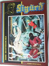 1 x Comic - Sigurd  - Band 2  - Hardcover - Sammler Luxus Ausgabe - Hethke
