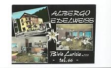 Bivio LURISIA - Roccaforte Mondovì Cuneo - Albergo Edelweiss!!! Distributore BP!