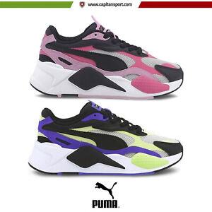 Puma - RS-X³ BRIGHT J/W - SCARPA CASUAL - art.  374446