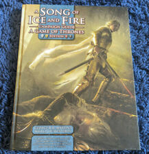A Song of Ice and Fire RPG Campaign Guide, good condition