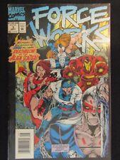 Force Works #3 Marvel Ironman SpiderWoman Scarlet Witch